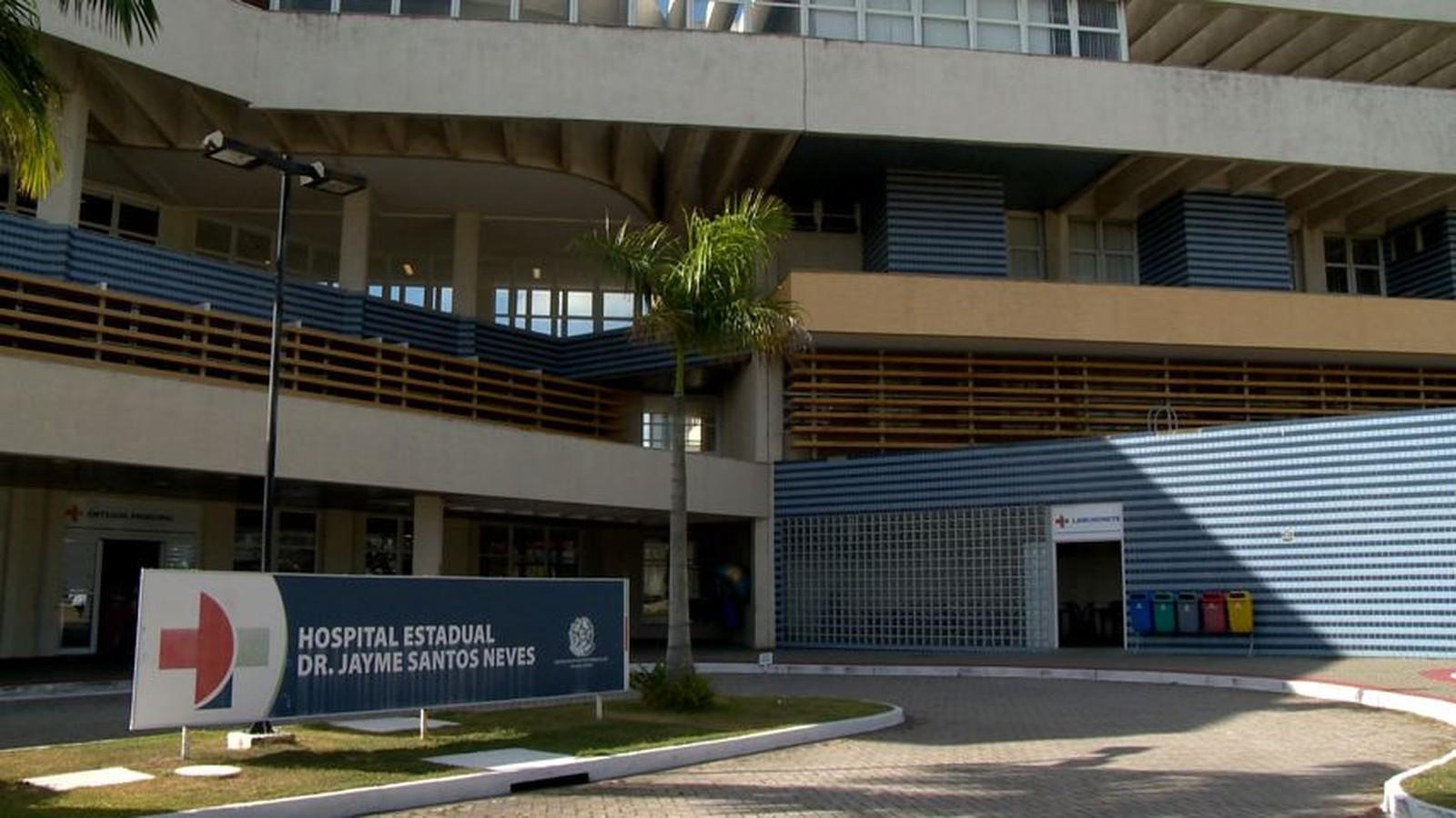 Hospital Dr. Jayme Santos Neves abre seleção para preencher 32 vagas