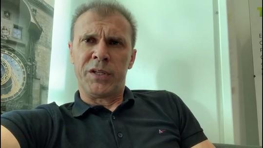 De Portugal, Milton Mendes fala sobre novos desafios no Santa Cruz