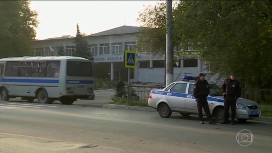 Sobe para 21 o número de mortos em ataque à escola na Crimeia