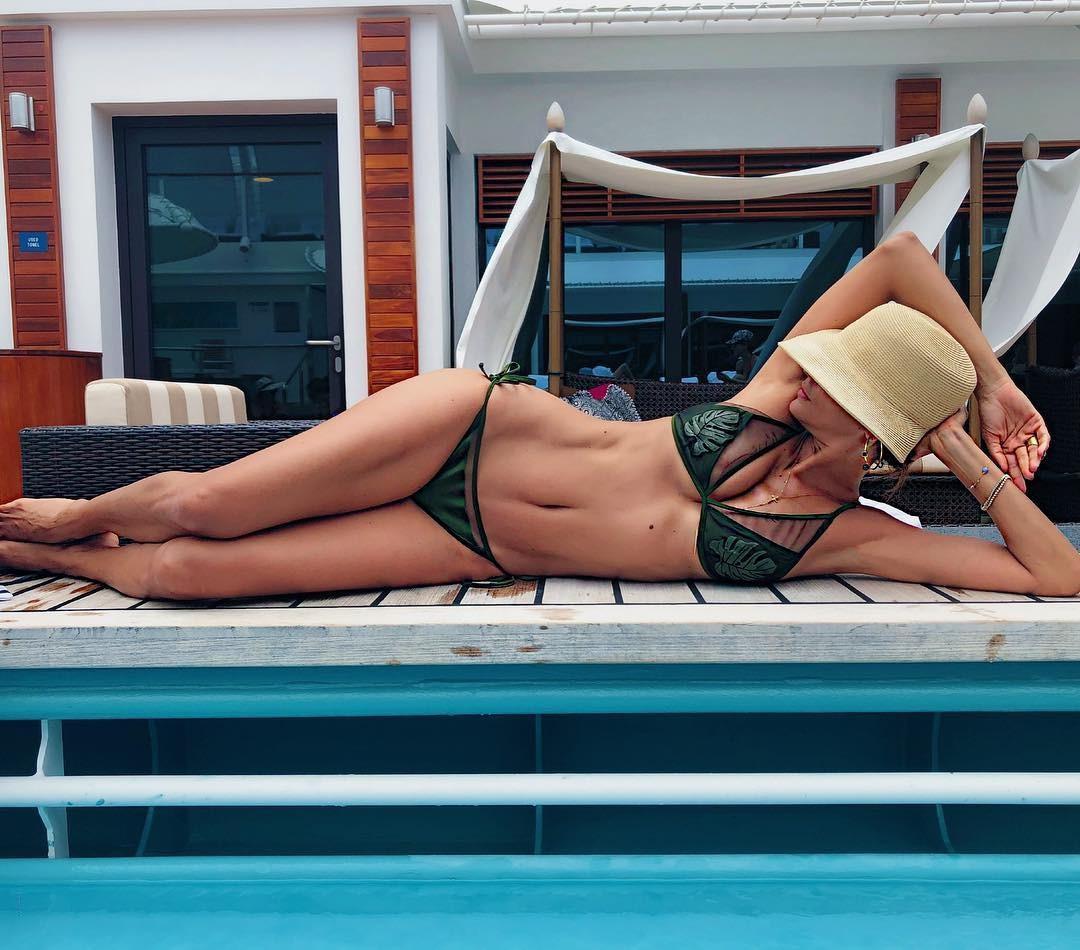 Fernanda Motta em foto no Instagram (Foto: reprodução/instagram)