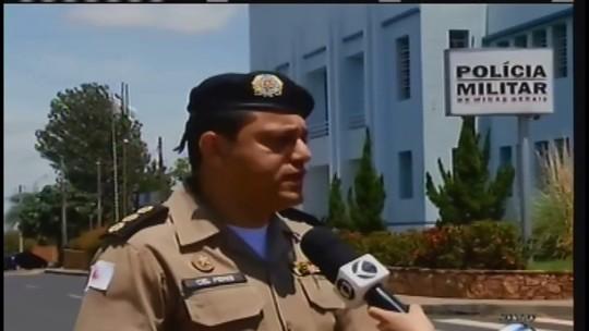 Autoridades policiais falam sobre investigações de ataque à Rodoban em Uberaba