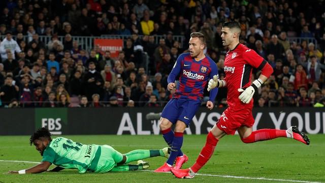 Alagoas Alerta Messi Faz Dois Gols Na Goleada Do