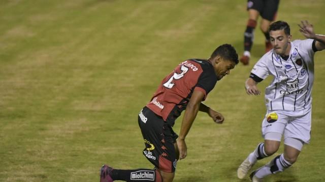 Botafogo-PB e Vitória ficaram no empate