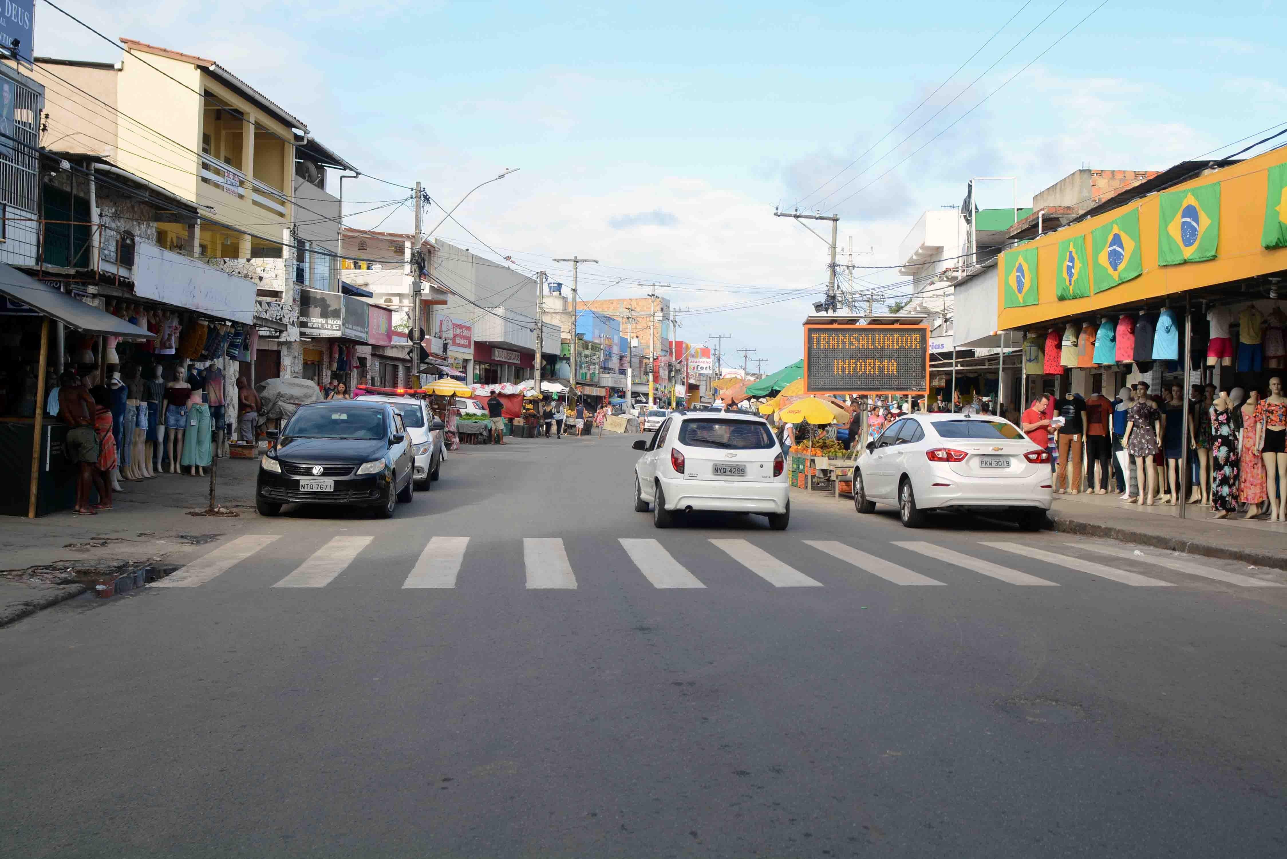 Trechos de ruas do bairro de São Cristóvão terão tráfego em mão única a partir de sábado; confira mudanças