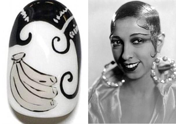 Josephine Baker's  (Foto: Reprodução)