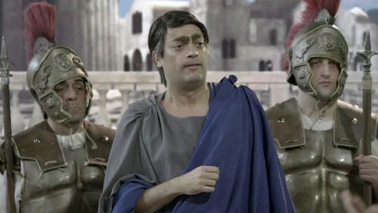 'Doutrinação na Grécia': reveja cena do 'Zorra' deste sábado