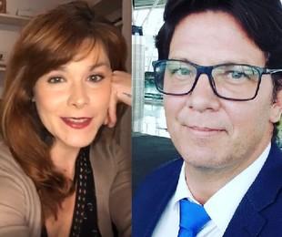 Samara Felippo e Mario Frias | Reprodução
