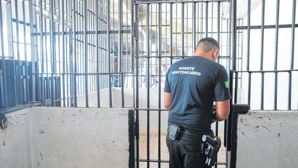 Denúncia de tentativa de fuga de presos ocorreu no IPPOO 2 — Foto: Fabiane de Paula/SVM