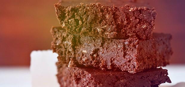 Brownie vegano (Foto: Divulgação)