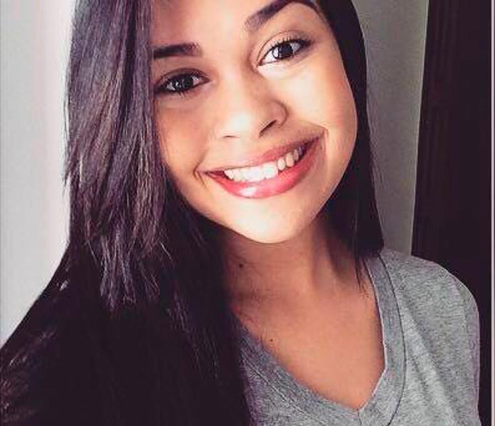 Daiane Reis Mota foi assassinada pelo marido em dezembro de 2017 (Foto: Arquivo pessoal)