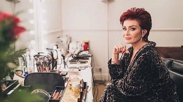 A empresária e apresentadora Sharon Osbourne (Foto: Instagram)