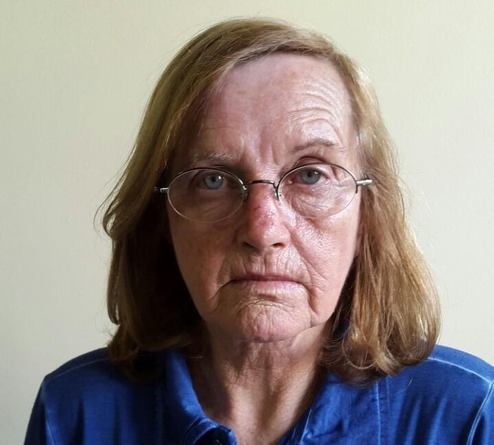 Lúcia de Fátima Dutra Weisz, de 61 anos, conhecida como