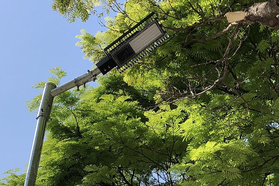 Calçadão da Avenida JK vai receber nova iluminação em Muriaé - Notícias - Plantão Diário