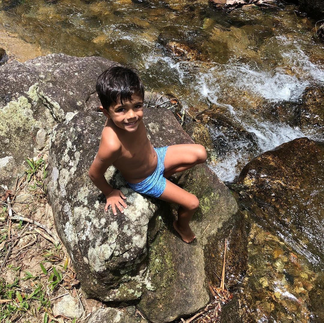 João, o mais novo do clã Santa Rosa Garcia (Foto: Reprodução / Instagram)