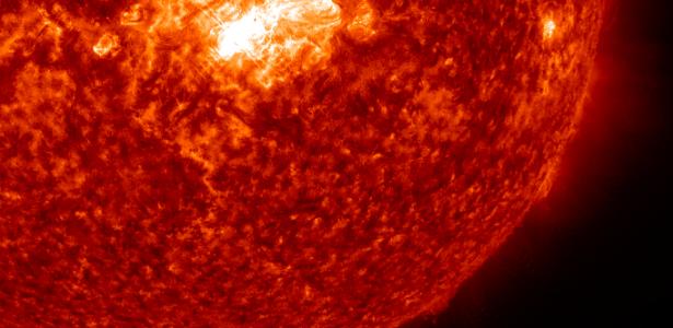 Sol se extinguirá em 10 bilhões de anos (Foto: Divulgação / Nasa)