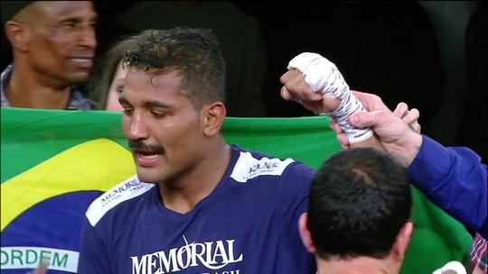 """""""Adotou uma postura suja"""" diz Yamaguchi Falcão sobre Richard Gutierrez"""