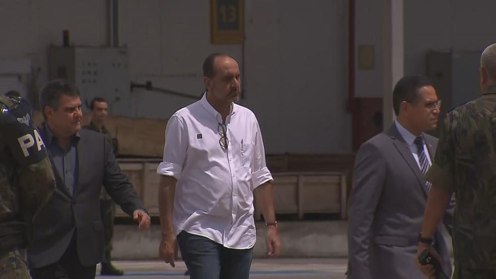 O prefeito de Belo Horizonte, Alexandre Kalil — Foto: Reprodução/TV Globo