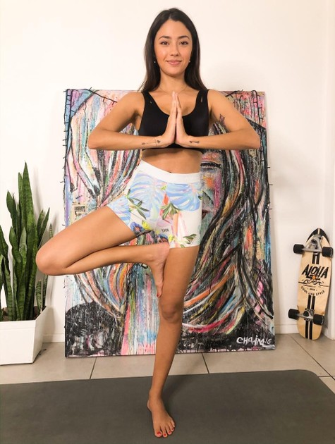 Carol Oliveira (Foto: Arquivo pessoal)