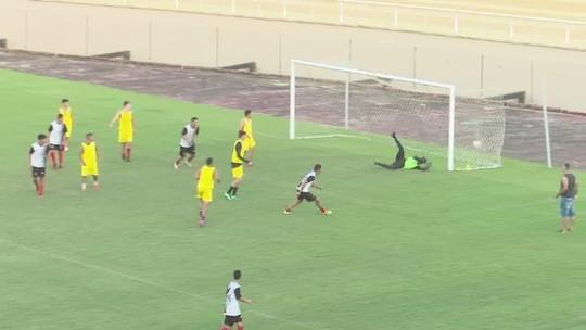 Humaitá vence Rio Branco Sub-20 no segundo teste antes da estreia na Copa Verde