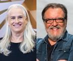 Vera Holtz e Luis Melo | TV Globo