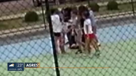 Casal que agrediu menino de 6 anos em condomínio de Brasília vai responder por 'lesão corporal', diz polícia