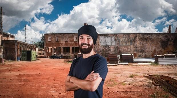 Onovolab, liderado por Anderson Criativo, deve ocupar 21 mil metros quadrados até 2019 (Foto: Werther Santana )