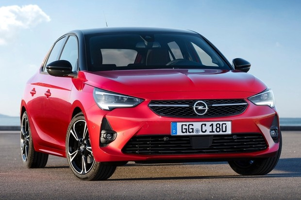Opel Corsa (Foto: Divulgação)