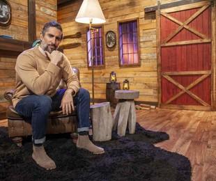 Marcos Mion apresenta 'A fazenda' | Divulgação/RecordTV