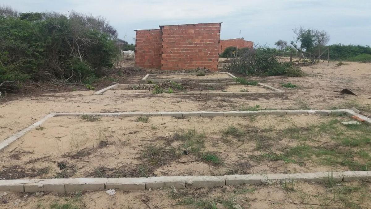 Área equivalente a cinco campos de futebol é encontrada desmatada em São Francisco de Itabapoana, no RJ