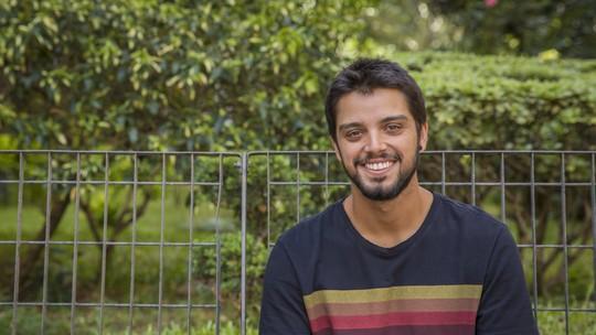 Rodrigo Simas revela paixão pela fotografia: 'Fico cada vez mais encantado'