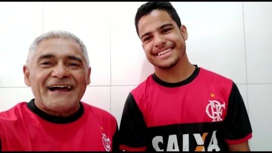 Cartoleiro PRO por indicação do filho, flamenguista de 59 anos vence rodada #24