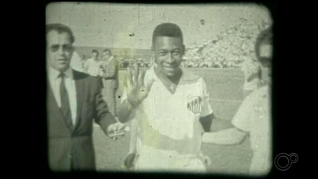 Santa Cruz do Rio Pardo relembra que quase teve Pelé na Esportiva