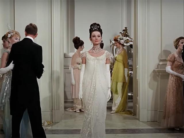 Kendall Jenner faz homenagem a Audrey Hepburn (Foto: Getty images)