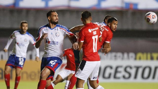 Gilberto não teve noite feliz em Pituaçu