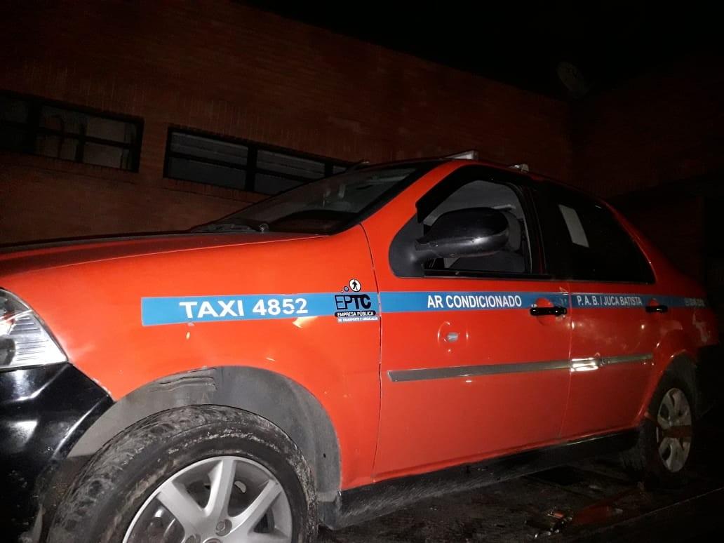 Passageiro é baleado dentro de táxi em Porto Alegre