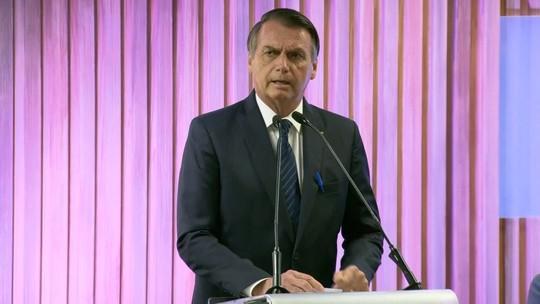 'Se Câmara e Senado têm propostas melhores, que coloquem em votação', diz Bolsonaro sobre Previdência