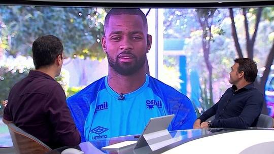 """Dedé fala sobre lista de suplentes da Seleção: """"Foi bonito demais"""""""