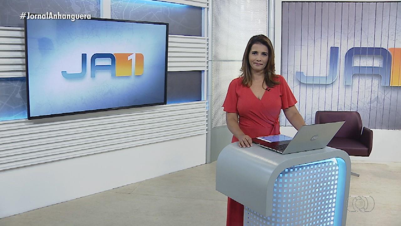 Confira os destaques do Jornal Anhanguera 1ª Edição desta sexta-feira (8)