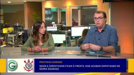 """Comentarista vê futebol pífio do Corinthians e cobra Carille: """"Precisa apresentar soluções"""""""