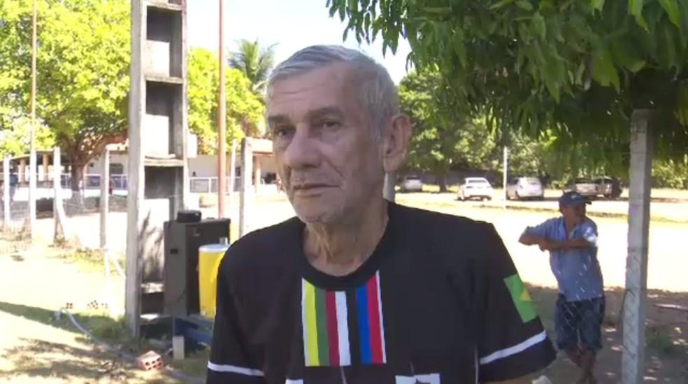 O ex-jogador Roberto Silva contabilizou mais de 700 gols em sua carreira — Foto: Rede Amazônica Roraima/Reprodução