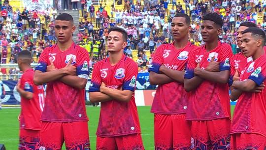 Atacante Geovanne, campeão da Taça das Favelas, é aprovado em teste no São Paulo