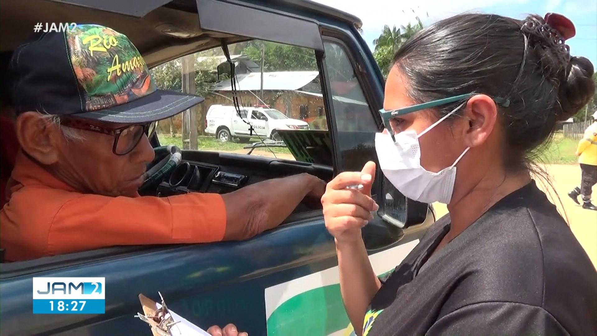 VÍDEOS: Distrito indígena adota medidas de prevenção contra novo coronavírus; Veja destaques do JAM 2