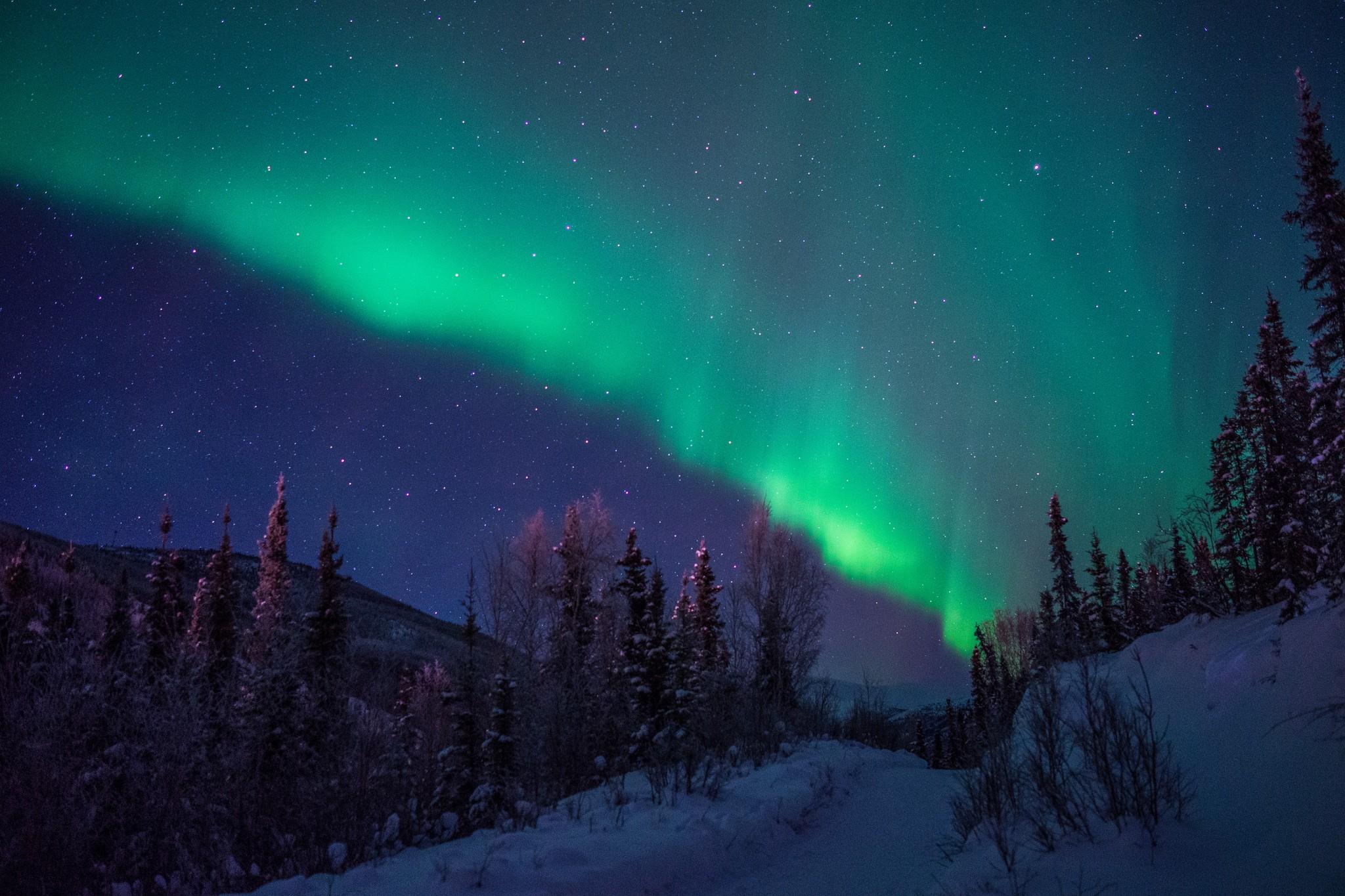 Fairbanks, Alasca (Foto: divulgação)