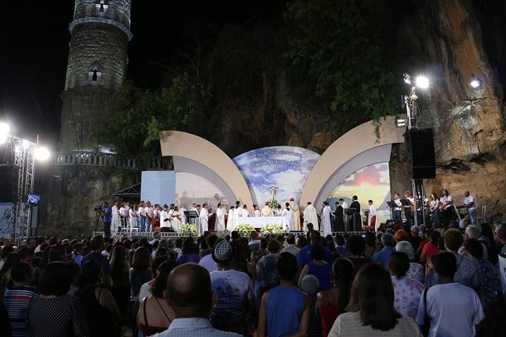 Romaria de Bom Jesus da Lapa  — Foto: Divulgação/Prefeitura