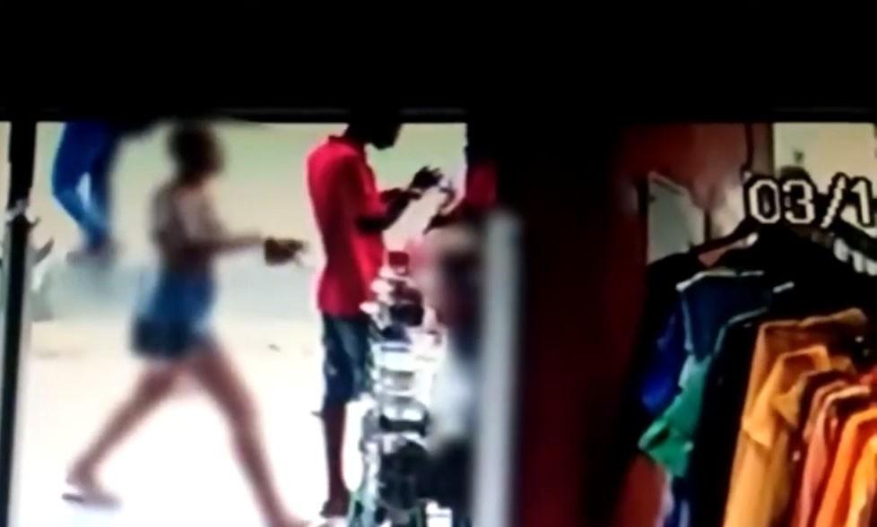 'Estava gritando, desesperada', diz homem que ajudou a prestar socorro a adolescente ferida com substância corrosiva na BA