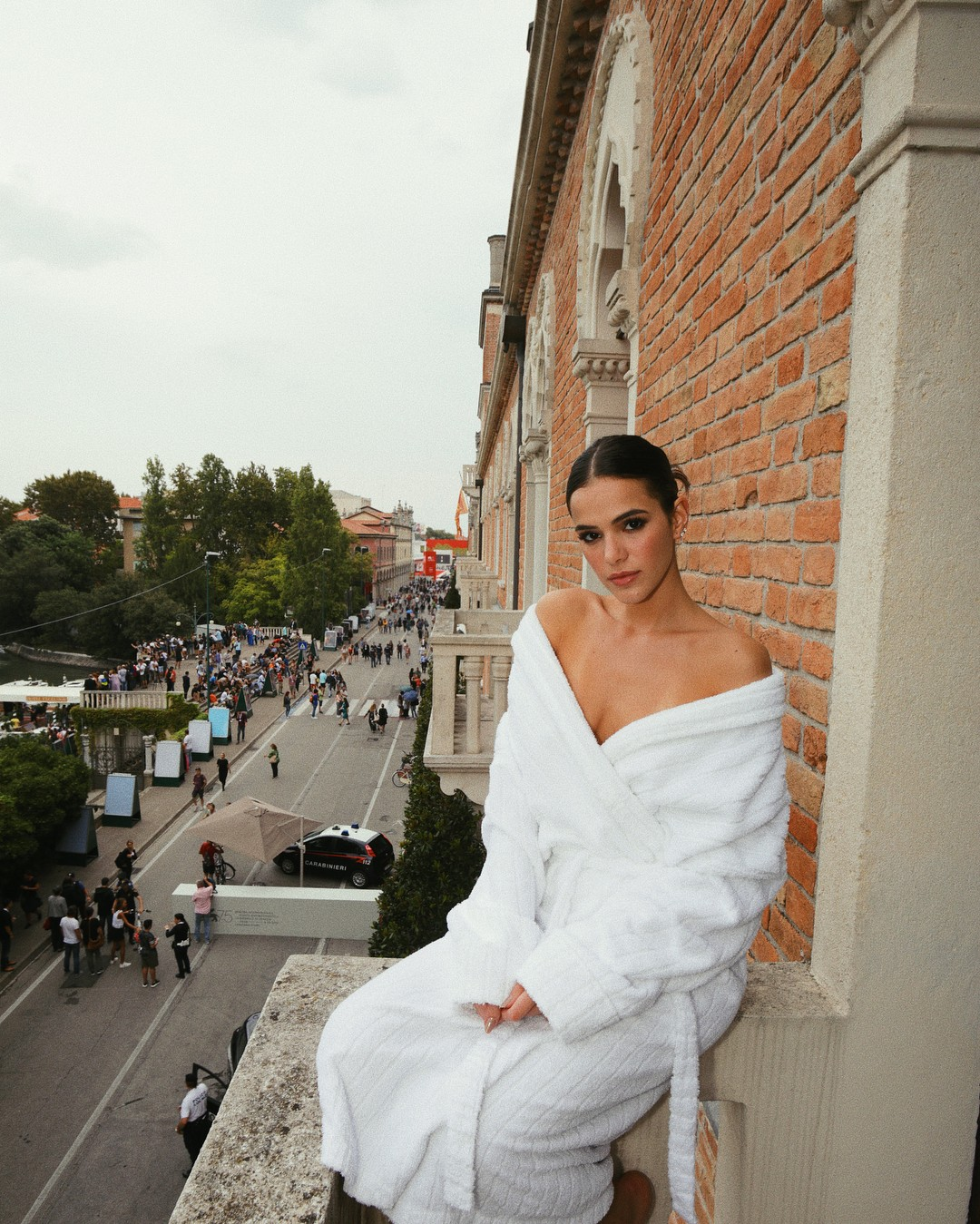 Bruna Marquezine em Veneza (Foto: Reprodução / Instagram)