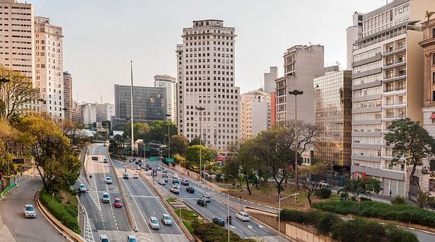 Cidade de São Paulo  (Foto: Wikimedia Commons)