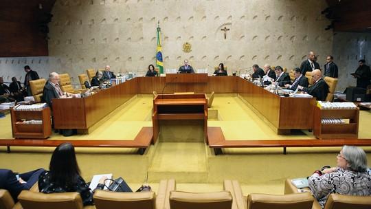 Foto: (STF/Divulgação)