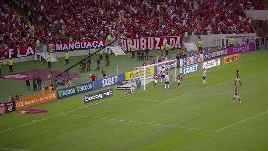 Veja os cinco gols e os melhores momentos de Flamengo x Athletico, pelo Brasileirão