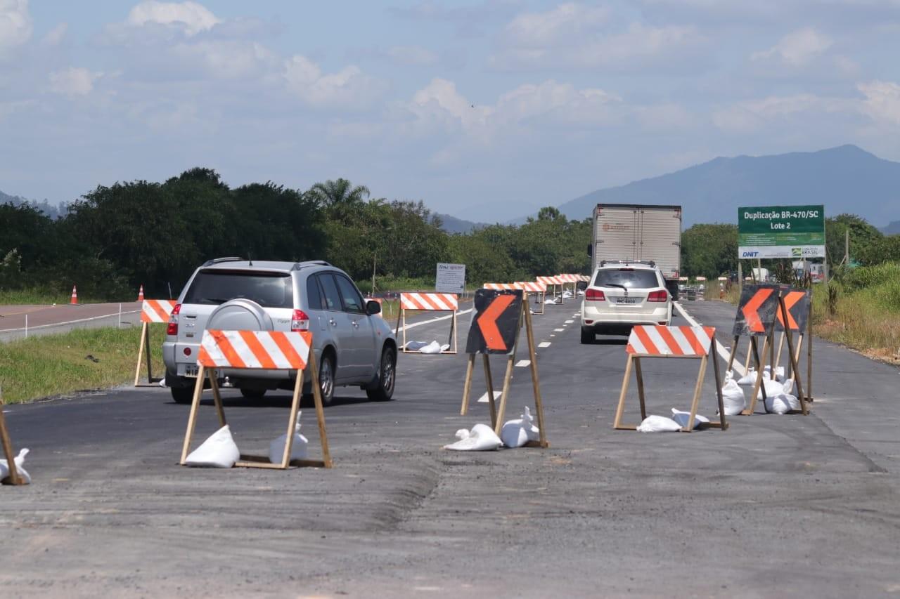 SC assina acordo para investimento de R$ 465 milhões em obras nas estradas federais do estado